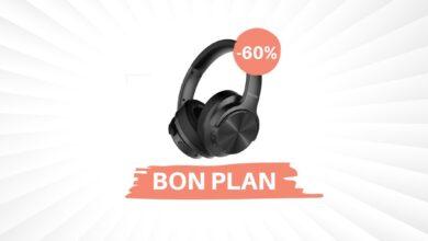 Photo of Bon plan – Un casque à réduction de bruit sans fil pour 50€ !