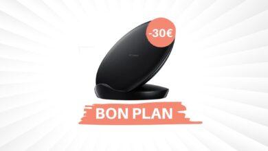 Photo of Bon plan – Le chargeur sans-fil Samsung passe à 7,99€ !