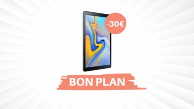 Photo of Bon plan – La Samsung Galaxy Tab A passe sous les 180€ !