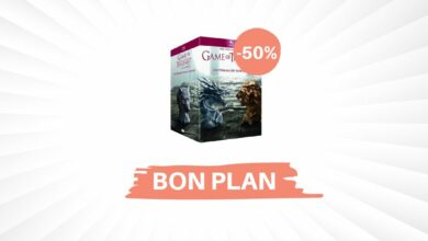 Photo de Bon plan – Le coffret Blu-Ray Game of Thrones passe à 45€ !