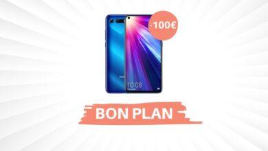 Photo of Bon plan – 100€ de réduction sur le Honor View 20 !