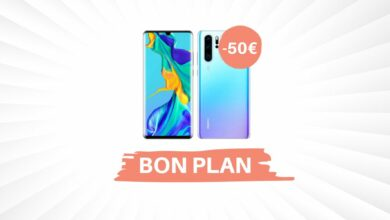 Photo of Bon plan – Gagnez 100€ en achetant un Huawei P30 en réduction !