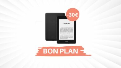 Photo of Bon plan – La liseuse Kindle Paperwhite d'Amazon passe à 99€ !