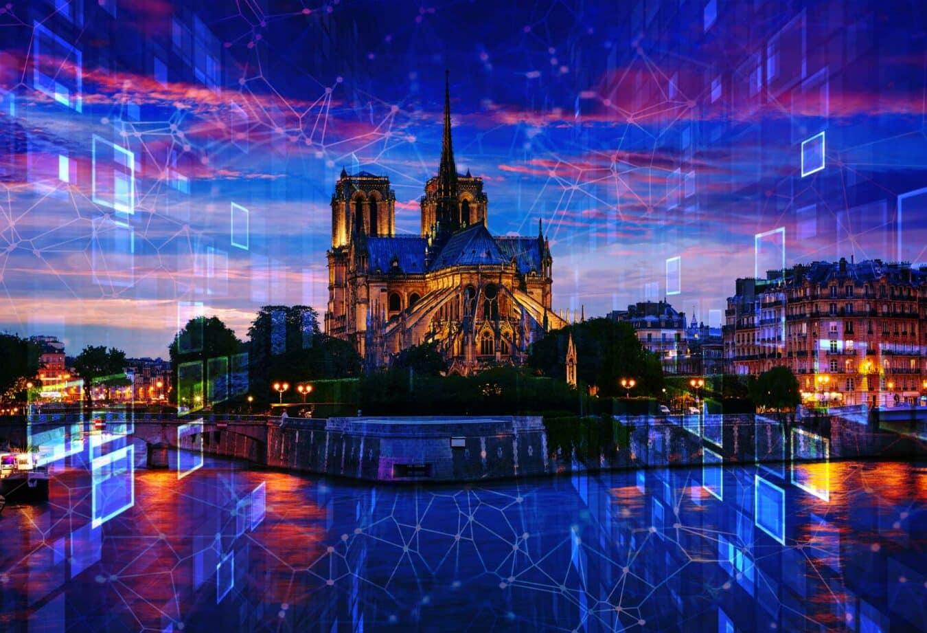 Photo of Incendie à Notre-Dame de Paris, la question de la sauvegarde numérique