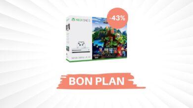 Photo de Bon plan – La Xbox One S passe à 170€ (avec Minecraft) !