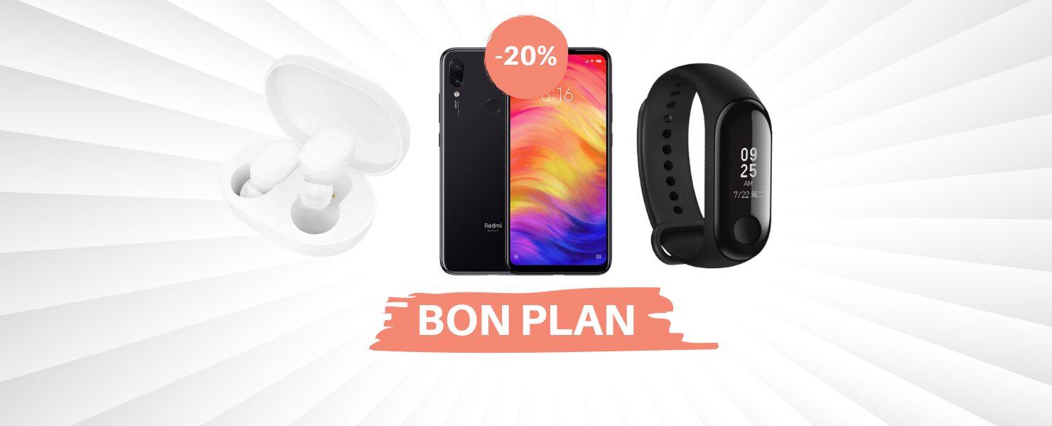 Bon plan Xiaomi French Days