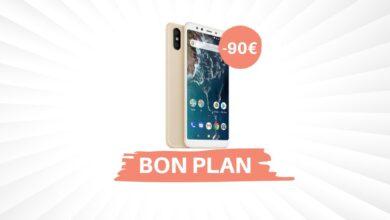 Photo of Bon plan – Le Xiaomi Mi A2 descend à 169€ !