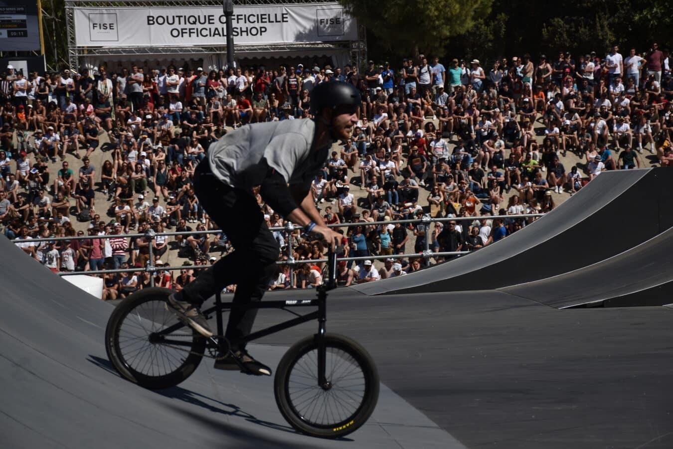 Photo de FISE 2019 : Les riders du monde entier viennent étonner le public