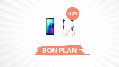 Photo of Bon Plan – Le smartphone Honor 10 passe à 299€ !