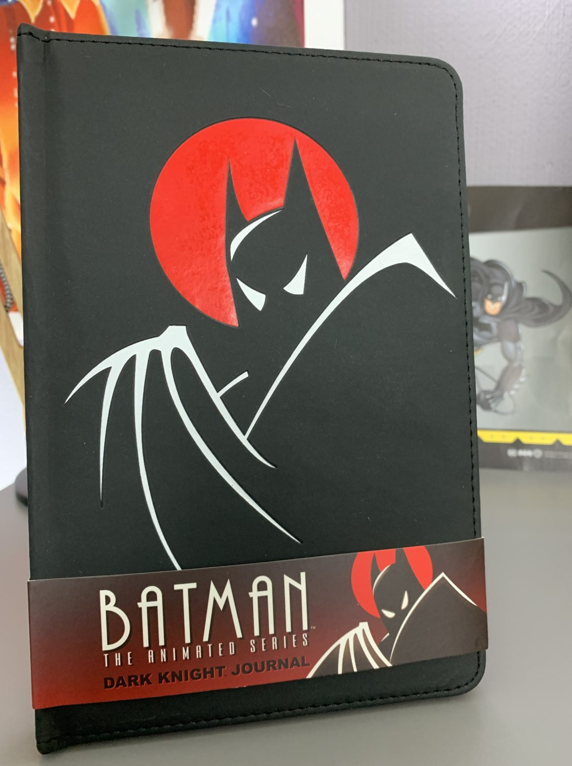Dark Night Journal Batman