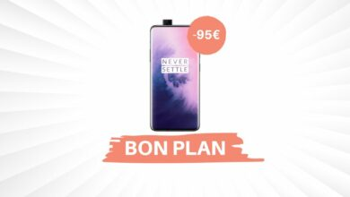 Photo of Bon Plan – 95€ de réduction sur le OnePlus 7 Pro (8/256Go) !