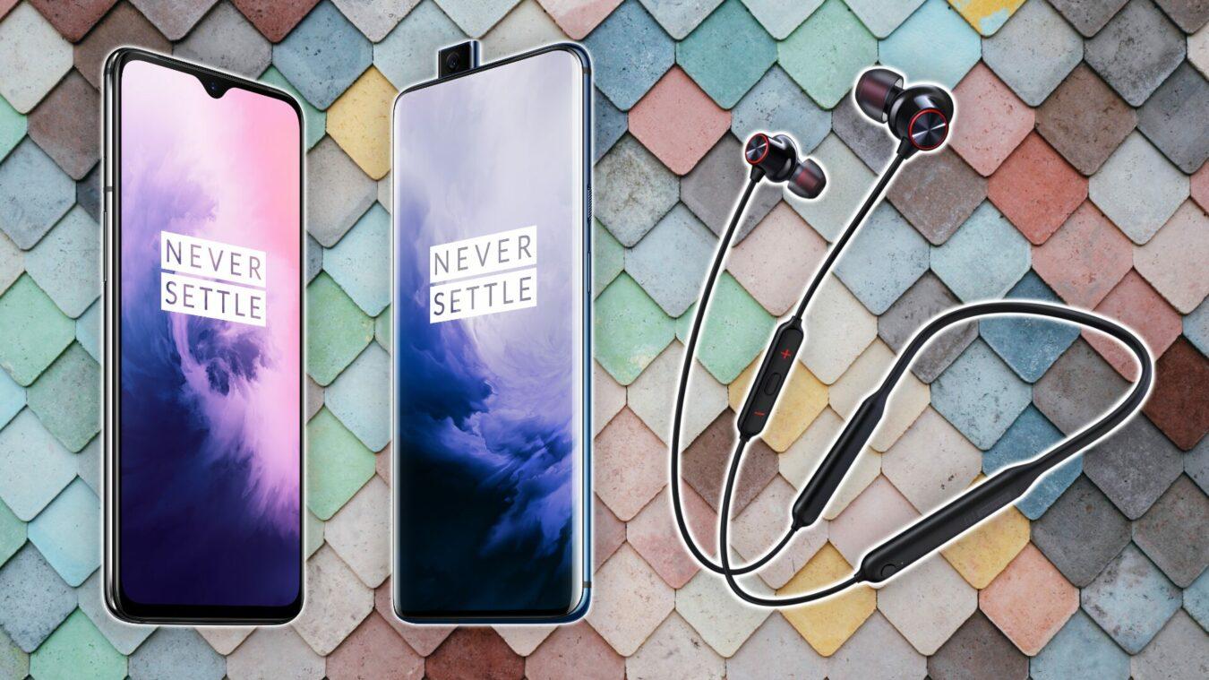 Photo de Retour sur les nouveaux OnePlus 7, OnePlus 7Pro et Bullets Wireless 2
