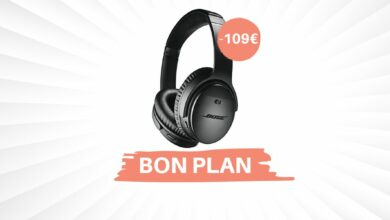 Photo of Bon Plan – Le casque Bose QuietComfort 35 II passe à 269€ !