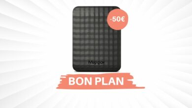 Photo of Bon Plan – Le disque dur externe Maxtor M3 de 4To pour 99€ !