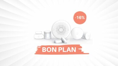 Photo of Bon Plan – Un kit d'alarme connectée Xiaomi pour 66,99€ !