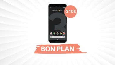 Photo de Bon Plan – Google Pixel 3 et 3XL en promotion chez Red by SFR !