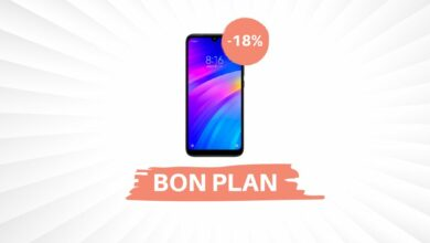 Photo of Bon Plan – Le Xiaomi Redmi 7 (3/32Go) descend à 127€ !