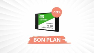 Photo de Bon Plan – Un SSD Western Digital Green 120 Go pour 19,99€ !