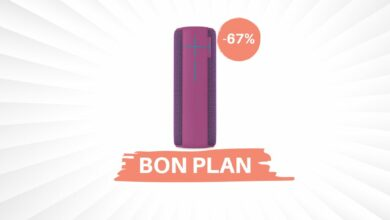 Photo of Bon Plan – L'enceinte Bluetooth Ultimate Ears Megaboom à 99€ !