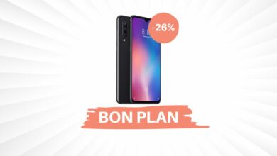 Photo of Bon Plan – Le Xiaomi Mi 9 descend à 341€ !