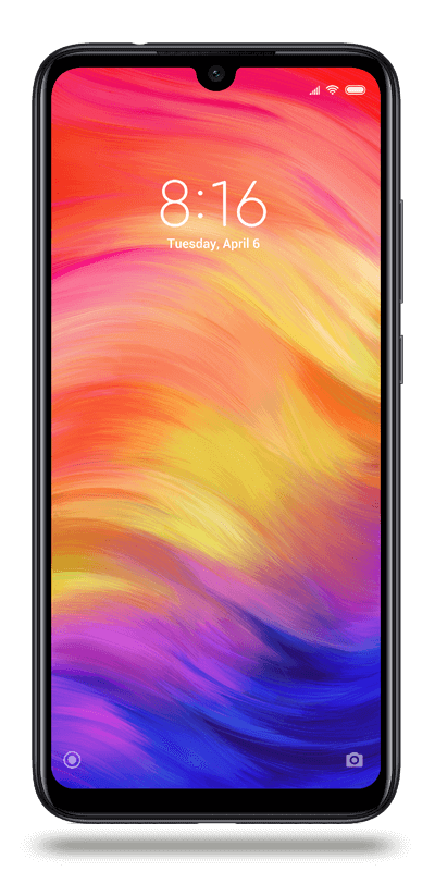 smartphone - Redmi Note 7