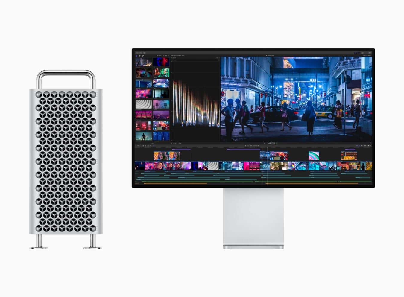 Photo of WWDC 2019 : Apple présente son Mac Pro accompagné d'un écran 6K