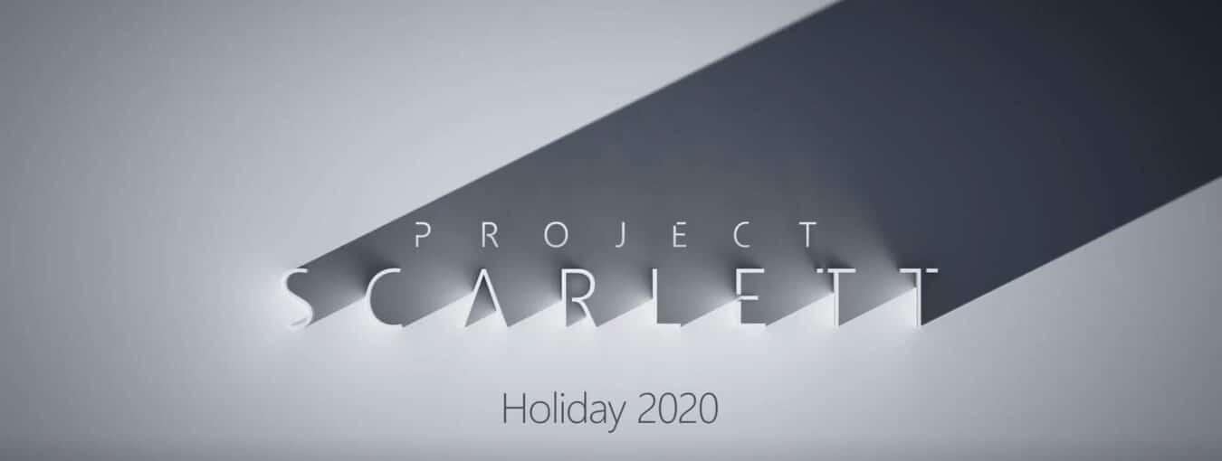 Photo of #E32019 – Xbox Scarlett : Microsoft met la pression sur Sony et sa Playstation 5