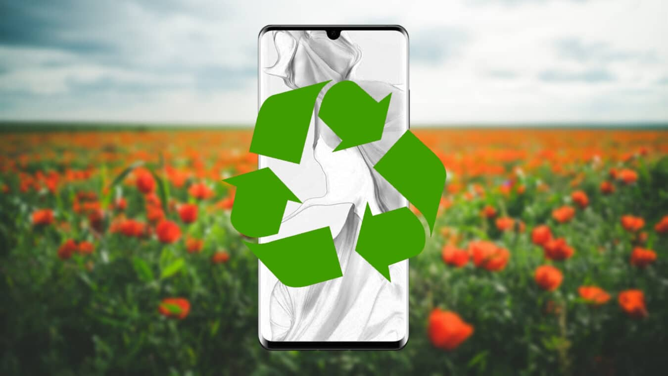 Huawei Mate 20 Recyclage