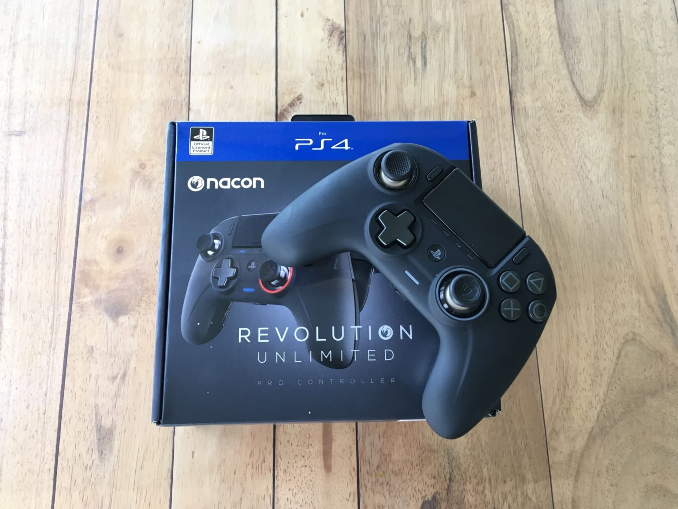 Photo of Test – Nacon Revolution Unlimited : La manette idéale pour l'eSport