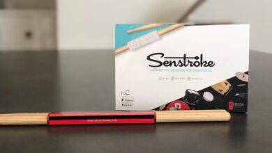 Photo of Test – Redison Senstroke : L'objet connecté pour jouer de la batterie