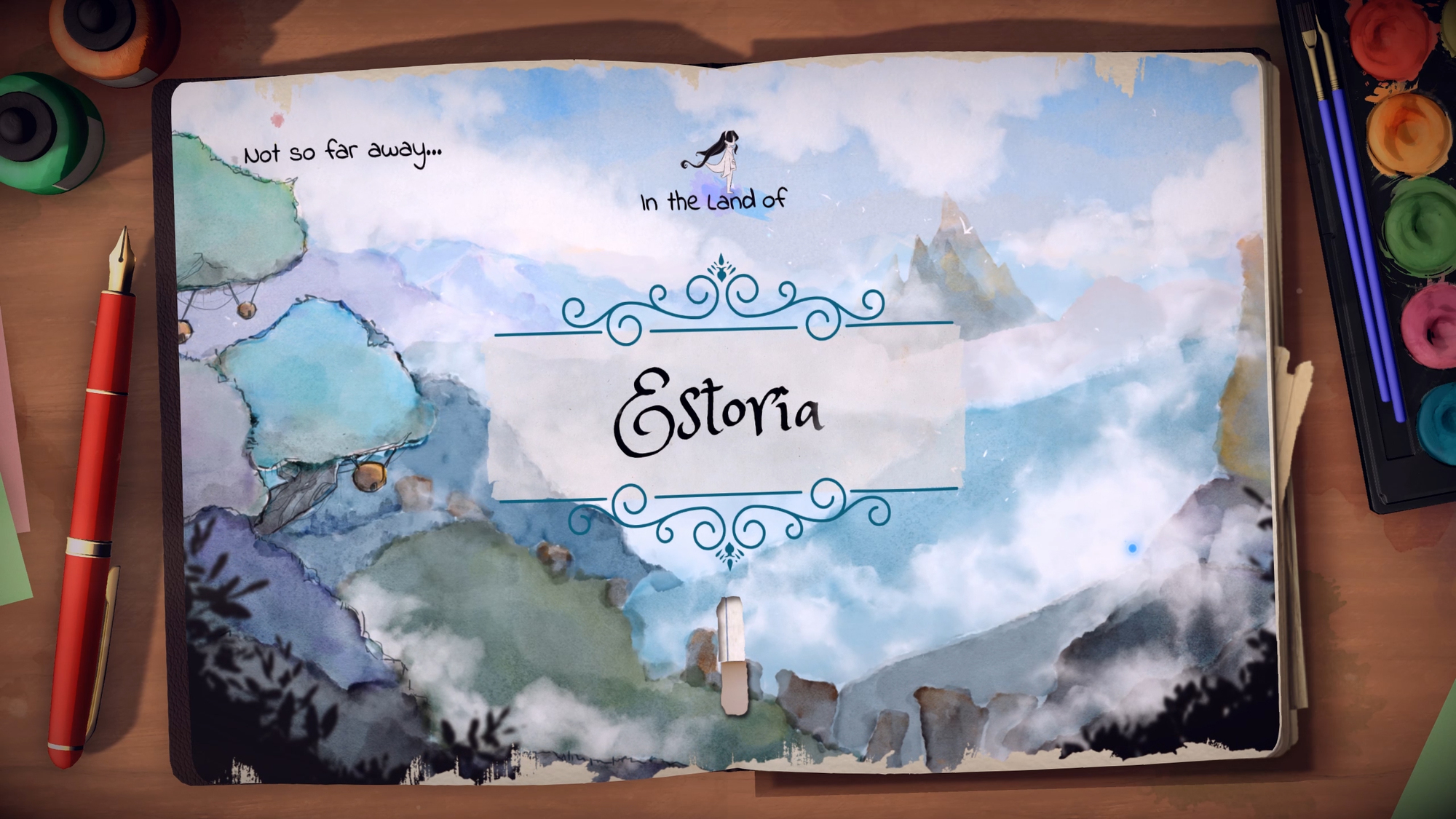 Lost Words-Estoria