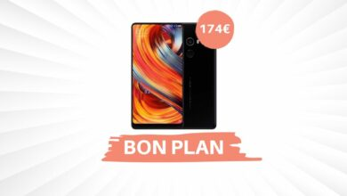Photo of Bon Plan – Le Xiaomi Mi Mix 2 passe sous les 175€!