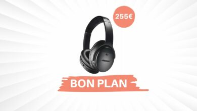 Photo of Bon Plan – Le casque Bose QC 35 II descend à 255€ !