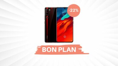Photo of Bon Plan – Le Lenovo Z6 Pro disponible pour seulement 351€ !