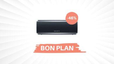 Photo de Bon Plan – Une enceinte portable Sony pour seulement 70€ !