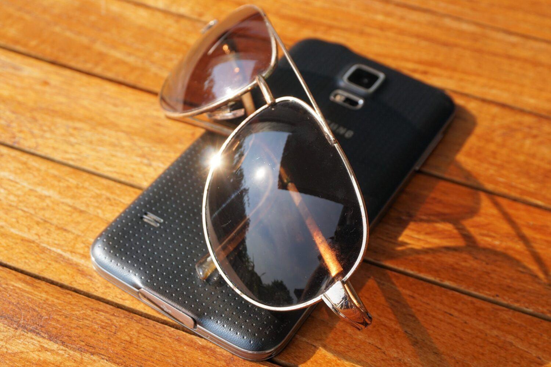 smartphone chaleur