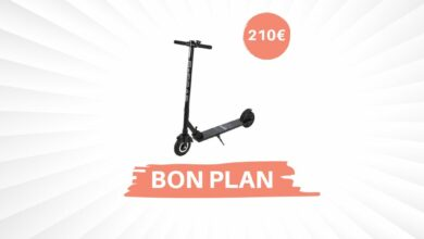 Photo of Bon Plan – La trottinette électrique E-Road passe à 210€ !