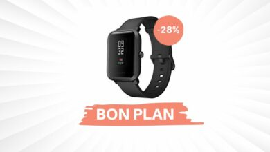 Photo of Bon Plan – La montre Xiaomi Amazfit Bip Lite passe à 50€ !