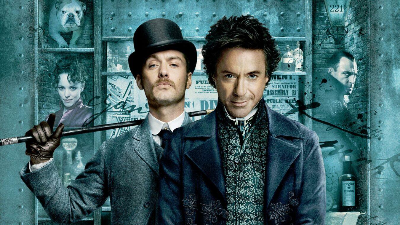 Photo de Sherlock Holmes 3 : Dexter Fletcher aux commandes