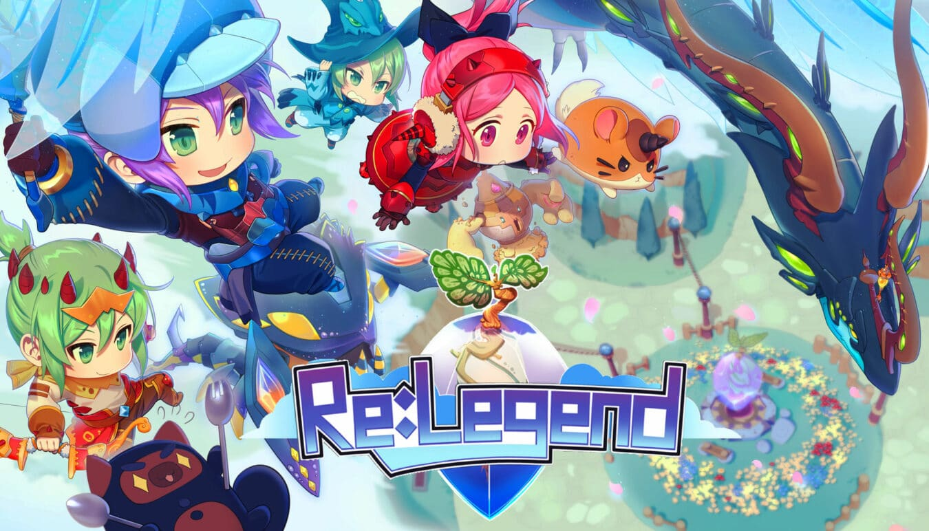 Photo of Re: Legend arrive bientôt sur Steam en accès anticipé !
