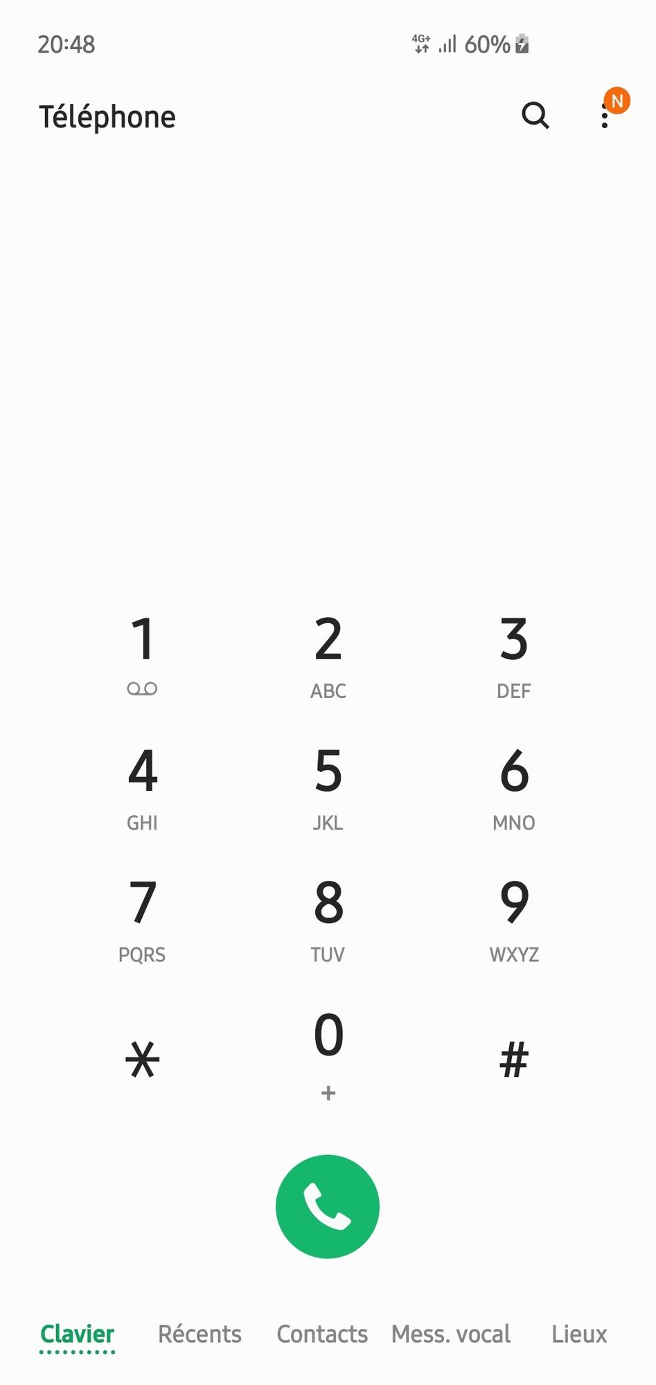 Téléphone Samsung Galaxy S10e