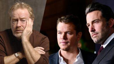 Photo of The Last Duel : Matt Damon contre Ben Affleck chez Ridley Scott