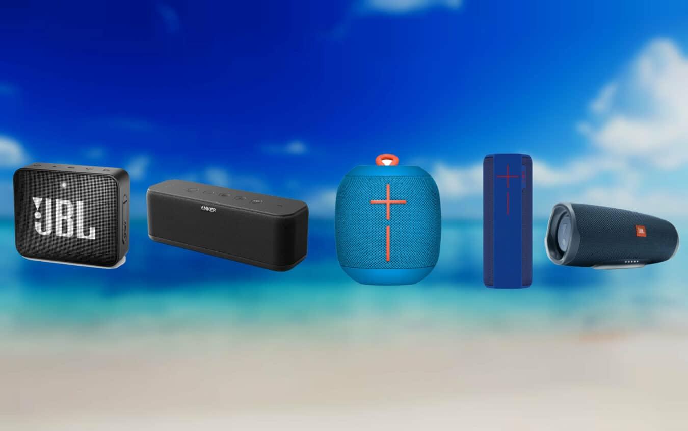 Photo of Notre sélection des 10 enceintes Bluetooth pour l'été