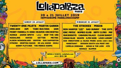 Photo of Lollapalooza Paris 2019 : 2 jours de folie à la 3ème édition !