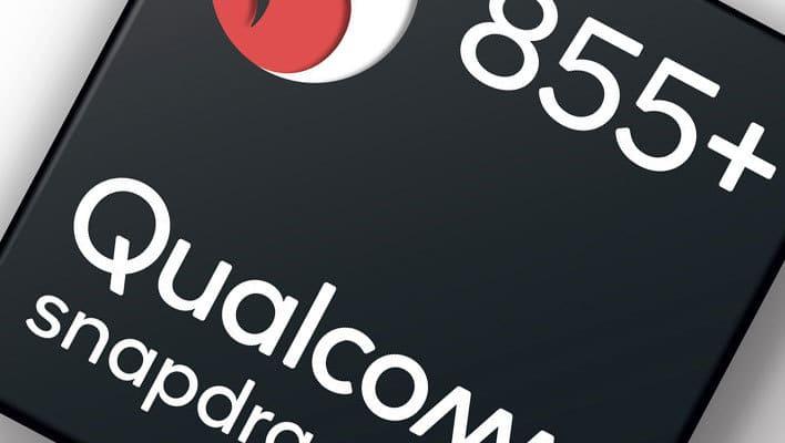 Asus ROG Phone II équipé du Qualcomm 855+