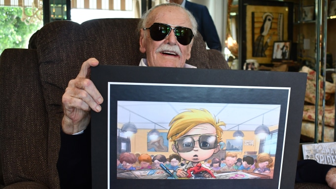 Stan Lee : The Amazing Stan