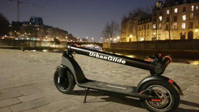 Photo of Test – UrbanGlide Ride-100 : la trottinette électrique innove !