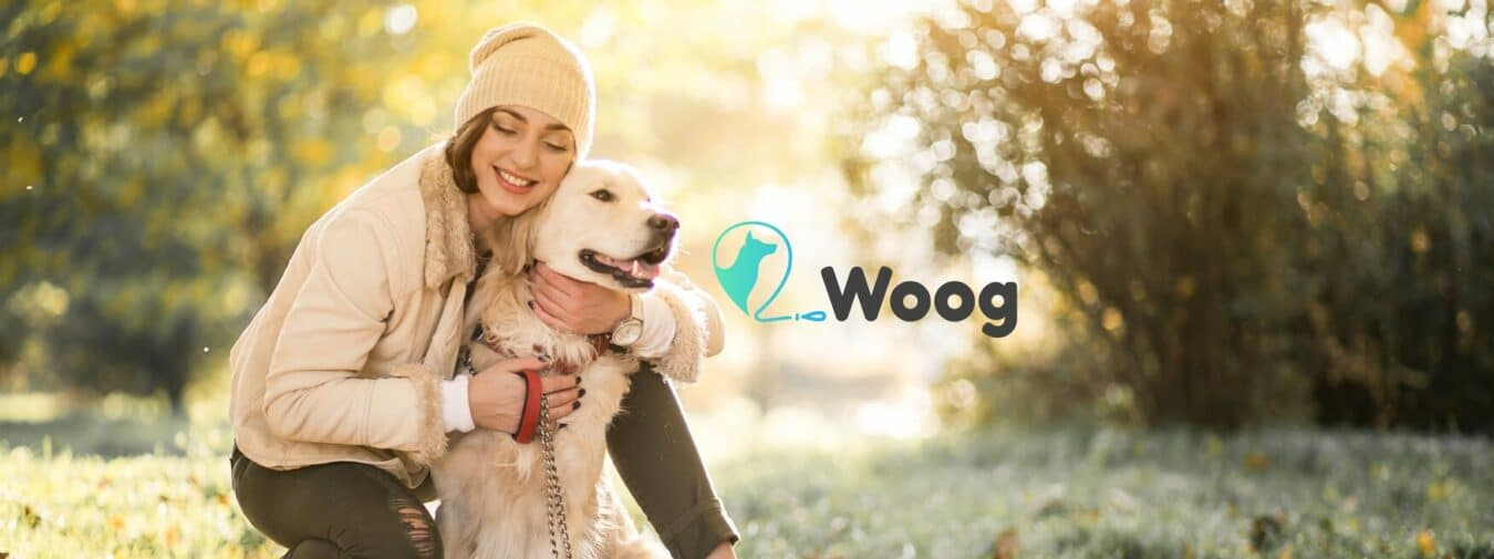 Photo de Woog : L'application qui révolutionne les balades canines
