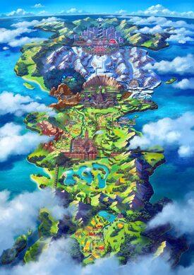 Région de Galar
