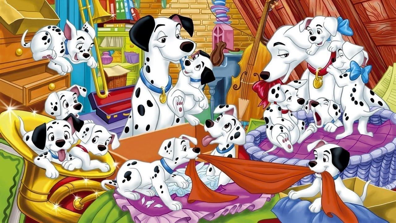 Les 101 fils d'animation sur Disney+ !